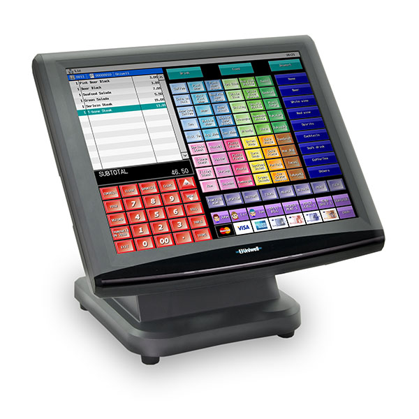 "AX-3000 15"" LCD Touch Screen"