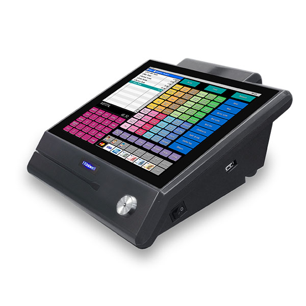 "HX-1500 10.4"" LCD Touch Screen"
