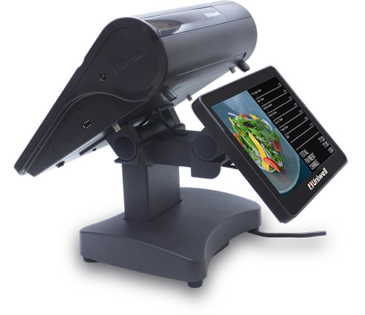 Option: POS stand <br />