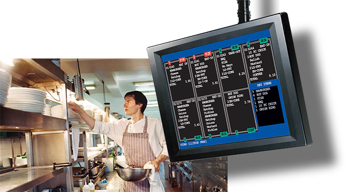 MicroPlus - Kitchen Video Display System