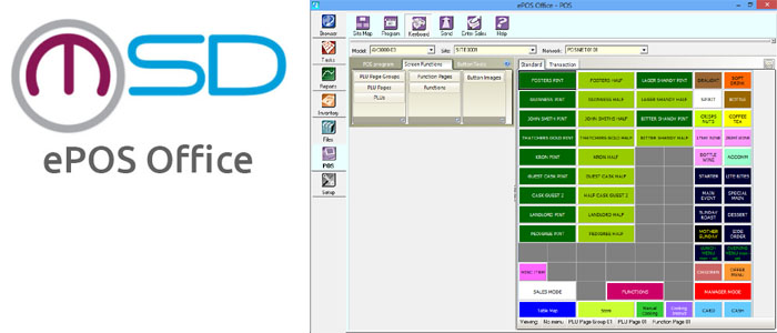 ePOS office - Back office software