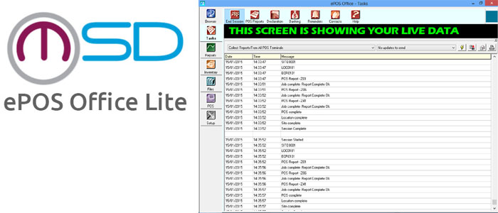 ePOS Office Lite - Back office software (Free)